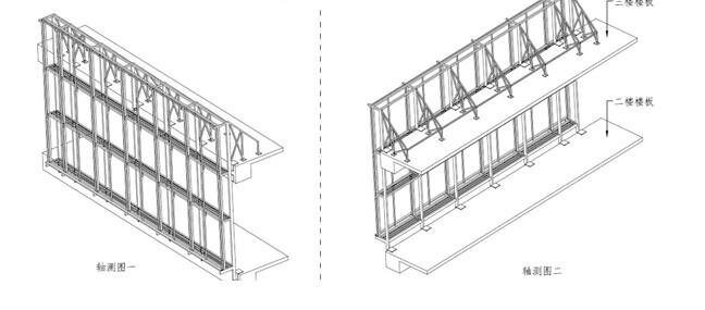 大型户外led显示屏钢结构施工设计标准